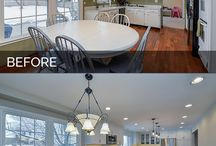 For the Home before/after