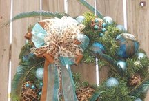 wreaths / by Tammy Gothard