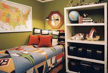 Tween to Teen Boy room / New Home