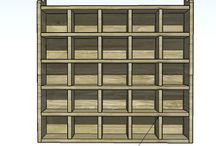Storage Units and ideas