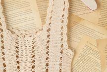 camisetas a crochet
