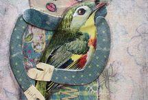 Birds / Birds, in art and in the wild