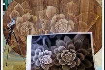 creare su legno