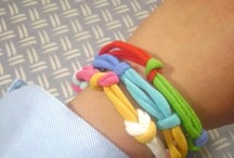 Crafts:  DIY jewelry for kids / by Rita Mercer
