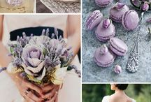 Colour wedding ideas