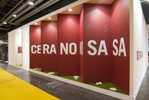 Stand Ceranosa en Cevisama 2015 / Estas son las imágenes de nuestro stand en cevisama 2015