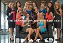 Kandidatinnen 2013 / Kandidatinnen der Wahl zur deutschen Weinkönigin aus den 13 deutschen Weinanbaugebieten