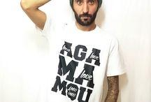 Camisetas Masculinas / Camisetas Estampadas