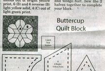Quilt bloks
