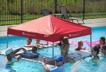 pool / by Mimi Harward Geller