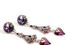 Catena bohemian earrings / Earrings made by Catena Jewelry in bohemian style.