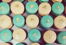 Cookies, biscuits & macarons