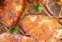 Pork Receipes