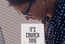 Its Crunch Time / Park West student apartments is genuine Aggie lifestyle—parks and buildings, hustle and bustle, a melting pot of students from near and far walking the college path together.