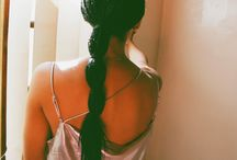 HAIRSTYLES / Latest hairstyle trends