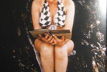 Marilyn Munroe / by Sue Upton