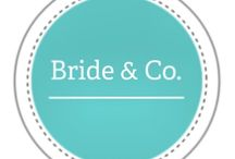 "our business ""Bride & Co."" / a little about our business"