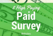 Paid Survey / Get paid for your opinions.