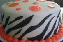 Girls Birthday Cake ideas / by Anna Lolley-Ball