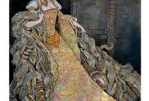 Fairy Tale Body Painting Ideas