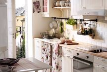 kitchens / Great interior design for kitchens, interesting solutions, wonderful details.