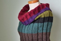 Breien en haken en borduren / Voorbeelden en technieken van haken , breien en borduren / by Annelies Hamerlinck