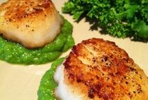 Seafood / Scallops