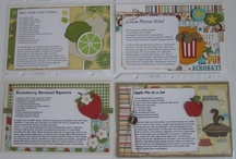 Recipe Cards and Layouts / by Cheryl Ciocca
