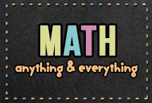 Anything & Everything Math / Quality math resources