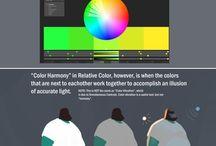 Colore e chiaroscuro
