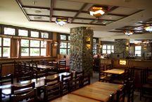 Hunter's Grill Restaurant - Clippers Quay Travel / Disney's Sequoia Lodge - Hunter's Grill Restaurant, Disneyland Paris