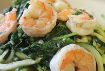 Recipes Main Dish - Seafood