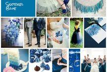 Snorkel Blue Wedding