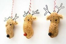 Crafty Christmas / Examples of some great home made Christmas decorations