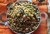 Side dishes / All recipes that can be had as an accompaniment to rice / bread or flatbreads