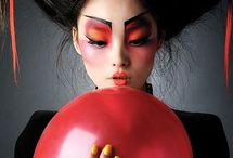 Asian body art Silesia
