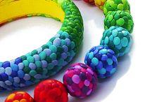 Polymer clay - modelina