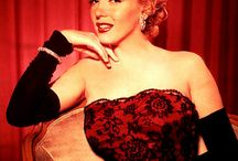 Marilyn! <3 / by Ashlee Berner