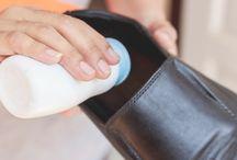 Rengøring/tøjvask/sko