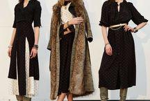 Women's Fashion Inspiration / High Fashion, Couture, Avante Garde