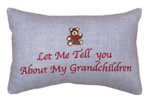 Humorous Pillows and Dishtowels / Pillows and dishtowels with a funny saying make great gifts. We're sure you will agree.