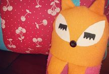 Soft toys | for kids / Inspiration for children to sew at Sew Much FUN! .co.nz