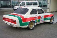 Vintage Race Cars / Race cars