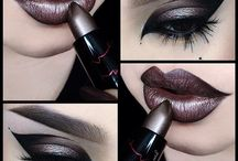 Make-up / Creative make-up ideas