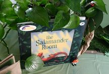 FIAR - The Salamander Room / by Katie Thornton