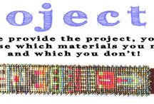 Projects+ / by Mirrix Tapestry & Bead Looms