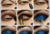 Makeup / by Amy Bentsen