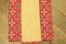 fabric basket - kumaş sepet