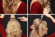 Penteados práticos