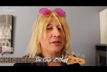 Rockstar Cooking / Rockstar Recipes from The Rock & Roll Kitchen® | Featuring Chip Z'Nuff of Enuff Z'Nuff making Totally Chipotle® Soup & Grilled Cheese Sandwiches